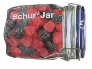 Stand-up pouch shaped like a mason jar: a new frontier in marketing