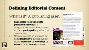 We tell you why your business needs editorial content